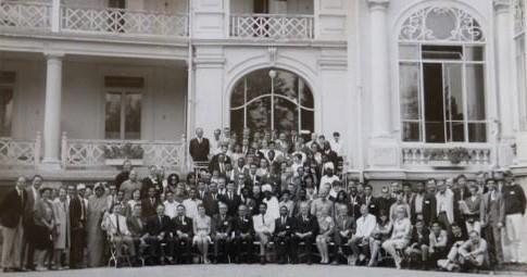 Leysin Assembly, Switzerland 1968