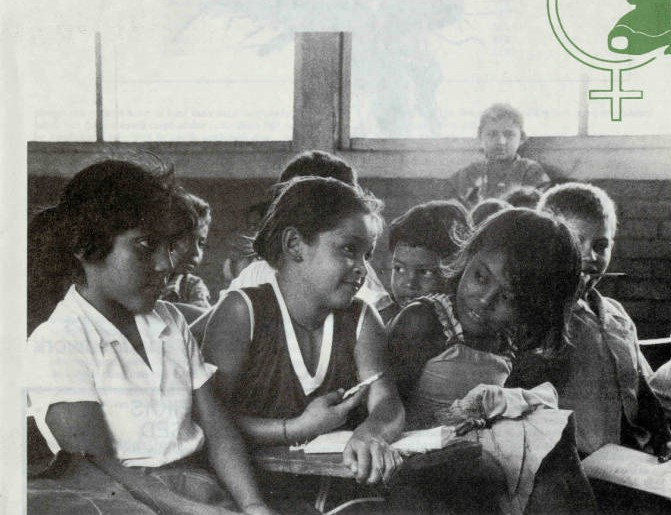 Literacy lessons for Nicaraguan children
